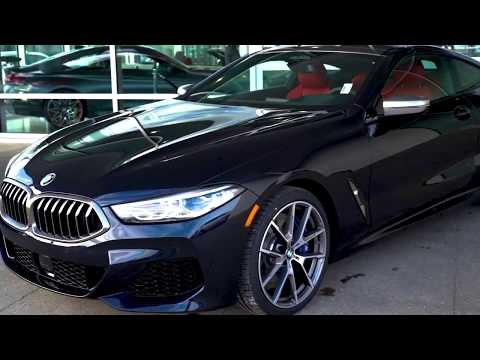 New 2019 BMW 850i xDrive Coupe