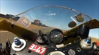 Vidéo roulage moto fontenay le dimanche 7 aout 2016 en confirmé  1'11''25 par julien