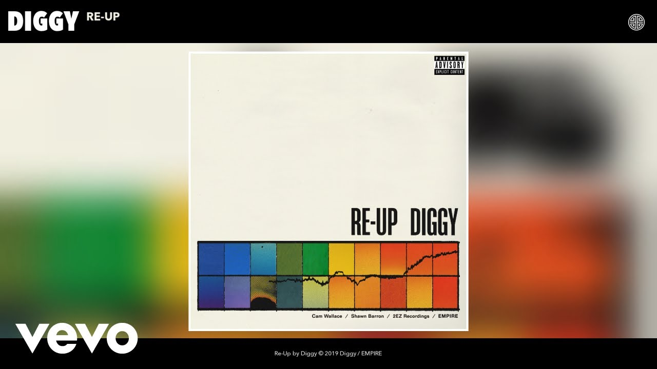 Diggy - Re-Up (Official Audio)