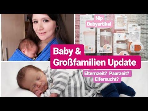 Baby & Großfamilien Update| Nip Babyartikel| die ersten Wochen mit Baby| 5 Kinder