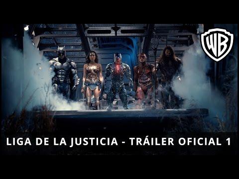 Tráiler oficial de 'Liga de la Justicia'