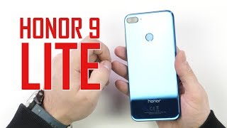 Honor 9 Lite - Best Buy la 200€? [UNBOXING & REVIEW]