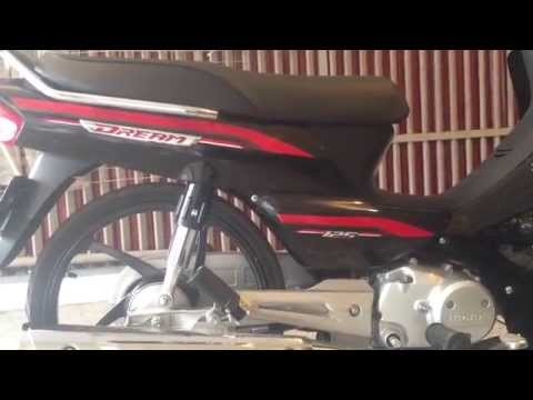 The best moto honda dream 125 new 2016   super dream 125 top 2016 wow p1