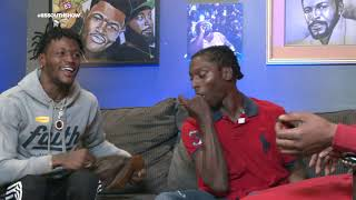 WheelChair Man in the Trap! w/ DC Young Fly Karlous Miller and B Dhat