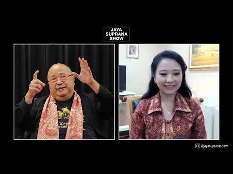 Jaya Suprana Show- Irene Sukandar (Women Grand Master -WGM)- Percaturan Indonesia