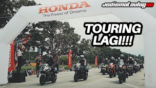 TOURING DILUAR NEGERI!!! - HONDA ASIAN JOURNEY EPS 1
