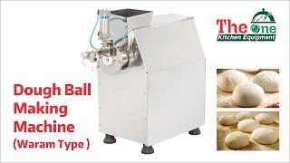 Dough Ball Making Machine Manufacturers In Bharuch
