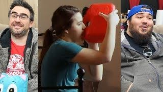 Girl Drinking Gasoline! |  My Strange Addiction - React Couch 🔥