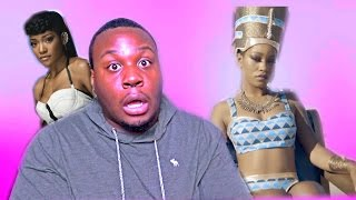 "KEKE PALMER ""HANDS FREE"" (REACTION)"