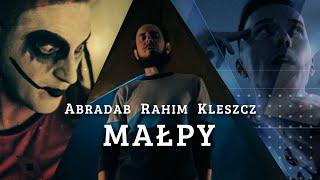 Kadr z teledysku Małpy tekst piosenki Abradab Rahim Kleszcz