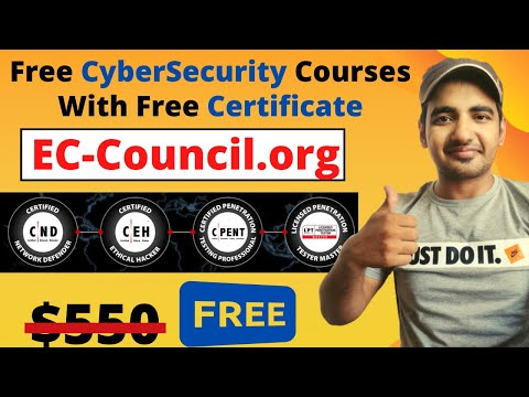 Free Certified Ethical Hacking Course | Cybersecurity Course | Free ...