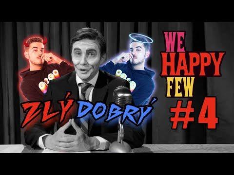 ►Prejdem testom správania?! - We Happy Few [FULL GAME] - Part. 4