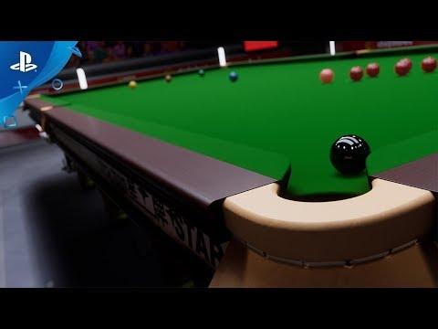 Trailer de Snooker 19