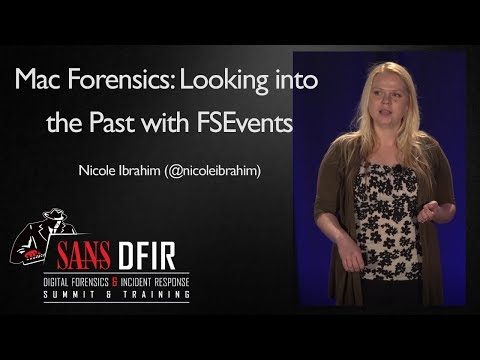 Mac Forensics: Looking into the Past with FSEvents - SANS DFIR ...