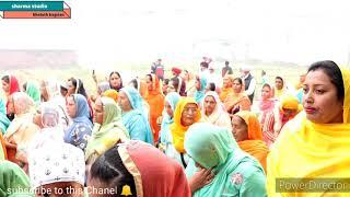 Guru nanak dev ji GURUPURAB highlight pind bagrian#sharma 9872577133#