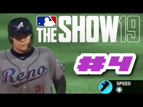 MLB The Show 19 PS4 Road To The Show - SHOCKINGLY CLUTCH PERFORMANCE BY ADAMS