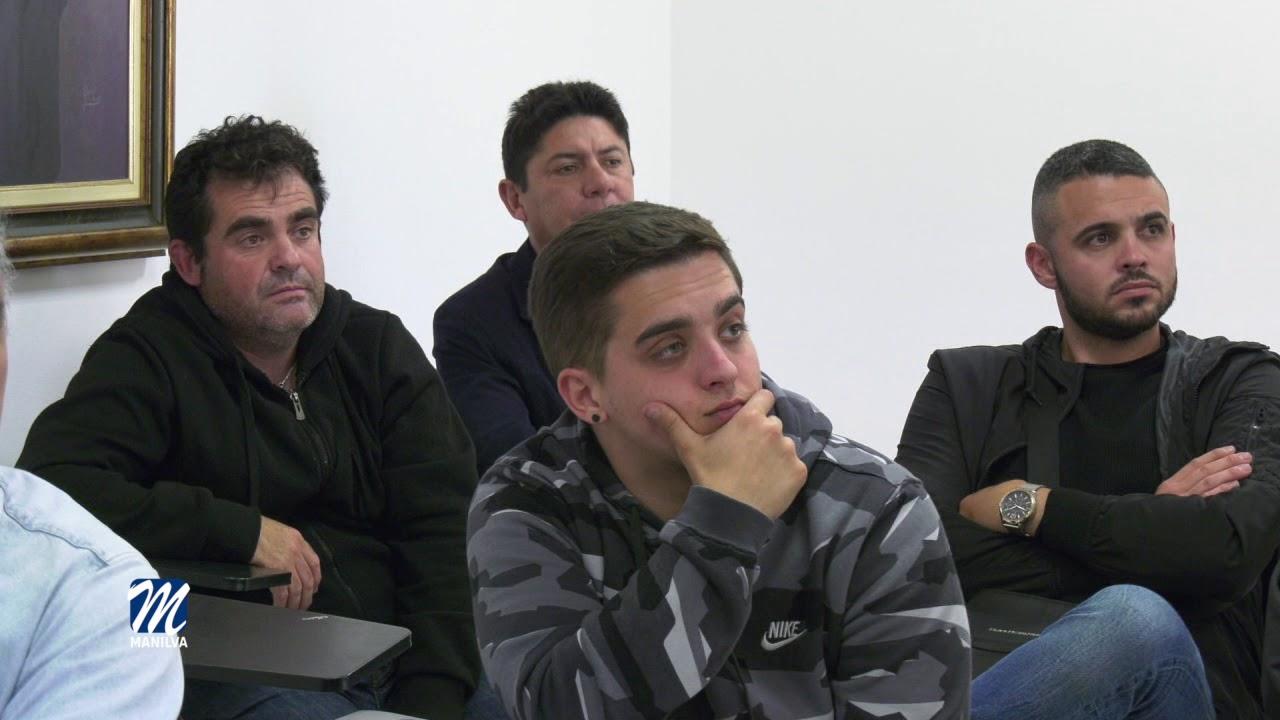 CLAUSURA DEL CURSO DE RIESGOS LABORALES INCLUIDO EN EL PLAN DE FORMACIÓN, FORMA T