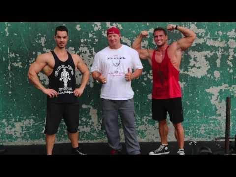 Quels muscles travaillent sur brousyakh et la barre fixe