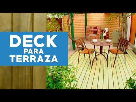 Cómo Construir Propia Terraza Zen