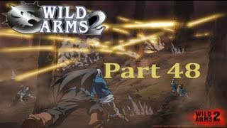 Let's Play Wild Arms 2: Part 48 - Raypoint Muse