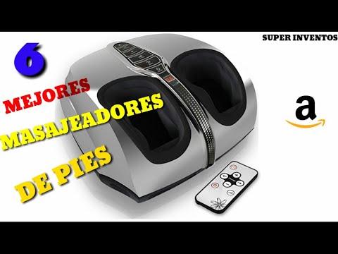 ✅ 6 mejores MASAJEADOR DE PIES (amazon 2021)