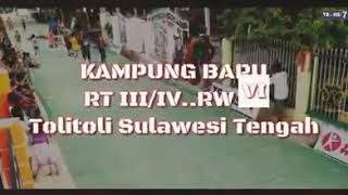 preview picture of video 'Keseruan Kampung Piala Dunia Rusia Di Tolitoli Sulteng'