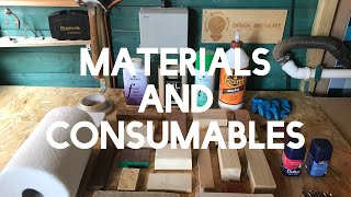 Best Materials And Consumables | Learn Woodworking #2