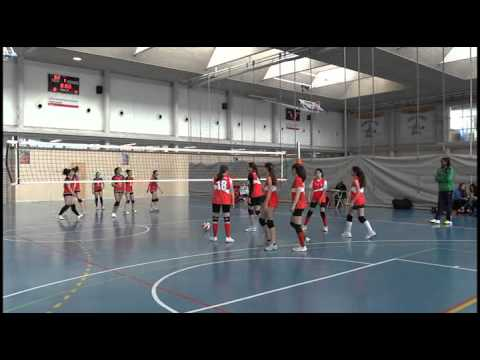 Final Copa Federación Cadete Femenina