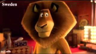 Madagascar 3 - Circus Afro - Multilanguage