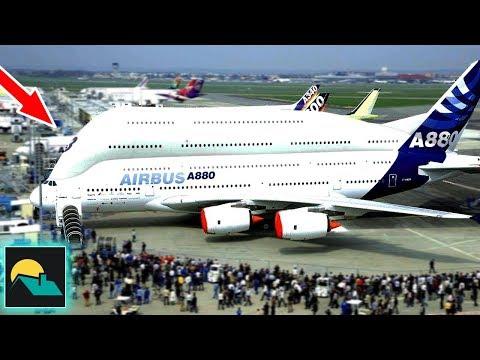 বিশ্বের সবচেয়ে বড় ৫টি বিমান! Top 5 Largest Airplanes in The World by SAY2NEWS