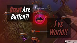 Albion Online Solo PVP - Cheap and effective black hand