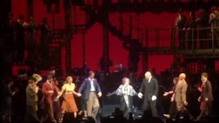Sunset Boulevard broadway closing night curtain, Glenn Close's speech & Andrew Lloyd Webber