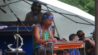 Stay A Little Longer  <b>Scott Law</b> And Cosmic Twang At Oregon Country Fair 2016