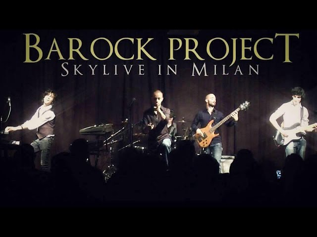 Skyline live – Barock Project