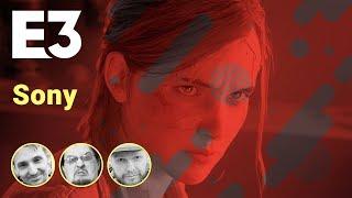 E3 2018: Конференция Sony. The Last of Us 2, Death Stranding, Resident Evil 2, Ghost of Tsushima...