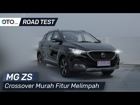 MG ZS | Road Test | Crossover Murah Fitur Melimpah | OTO.com