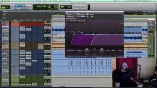 Mixing Synth Bass with 808 Kick Drums