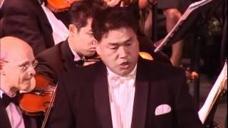 떠나가는배( 남가주 필하모니) - 테너 박홍섭-John Hong Park