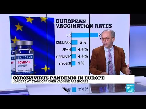 EU leaders seek to inject energy into slow vaccine rollout