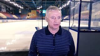 Тренер Владимир Громилин после матчей «Темиртау» - «Алматы»