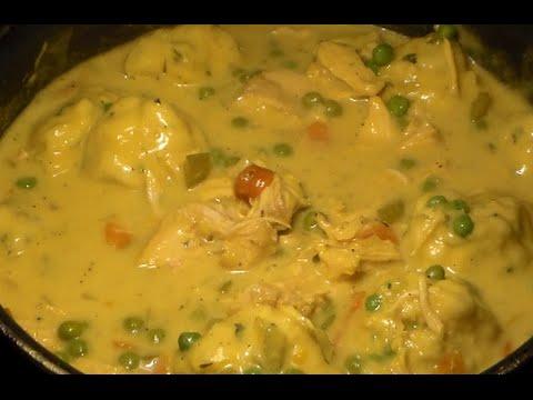 World's Best Chicken & Dumplings Recipe: Homemade Chicken & Dumplings From Scratch