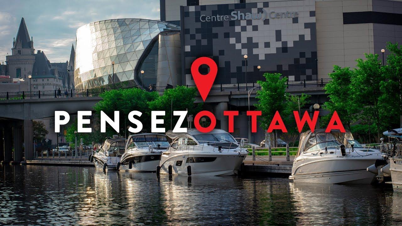 Le réseau PensezOttawa