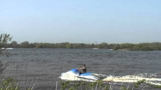 preview picture of video 'Kingsbury Water Park Jet Skis 15/04/2007 HD 1080i using a Sony HC1E'