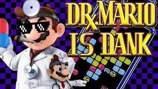 Dr. Mario is Dank, Better Nerf - Super Smash Bros. For Wii U Montage