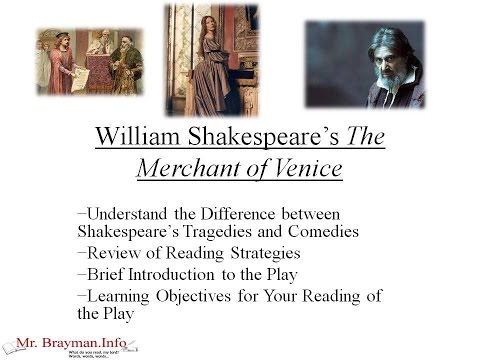 Merchant of venice internal external conflicts