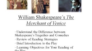 Merchant of Venice Lesson