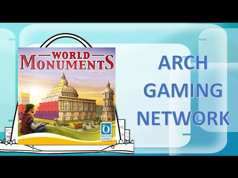 Review: World Monuments with Setup and Walk-through