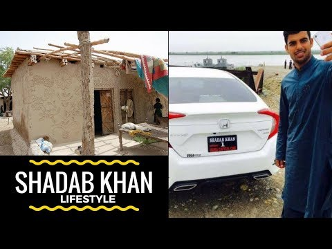 Shadab Khan Lifestyle | Salary  | Family | Cars | Hobbies