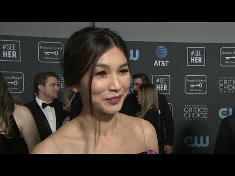 """Get your squeak on! """"Crazy Rich Asians"""" star Gemma Chan had a """"weird"""" first love. (Feb. 8)"""