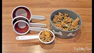 How Much Homemade Dog Food To Feed My Dog?